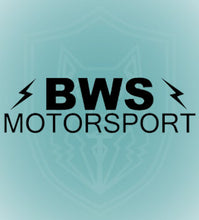Load image into Gallery viewer, BWS Motorsport Logo Decal (colour options)