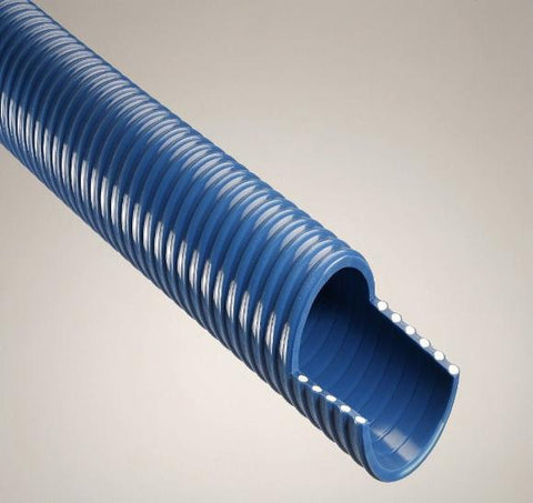 Oil Resistant, Medium Duty PVC Suction and Delivery Hose