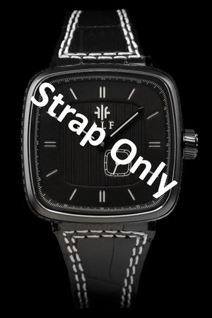 Black Strap - Alf Watch Company