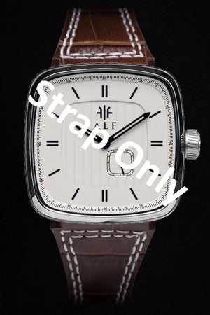 Brown Strap - Alf Watch Company