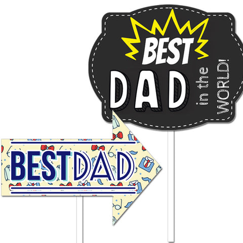 Fathers Day Photo Booth Props Mypaperdot
