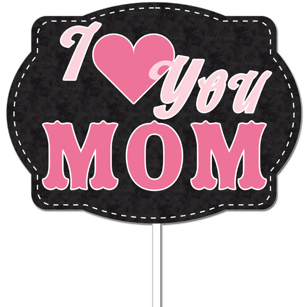Mother S Day Photo Booth Props 2 Pack Mypaperdot