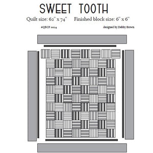 Sweet Tooth Cutie Pattern