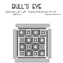 Bull's Eye Cutie Pattern