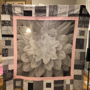 Dream Big/Go With The Flow Quilt Kit