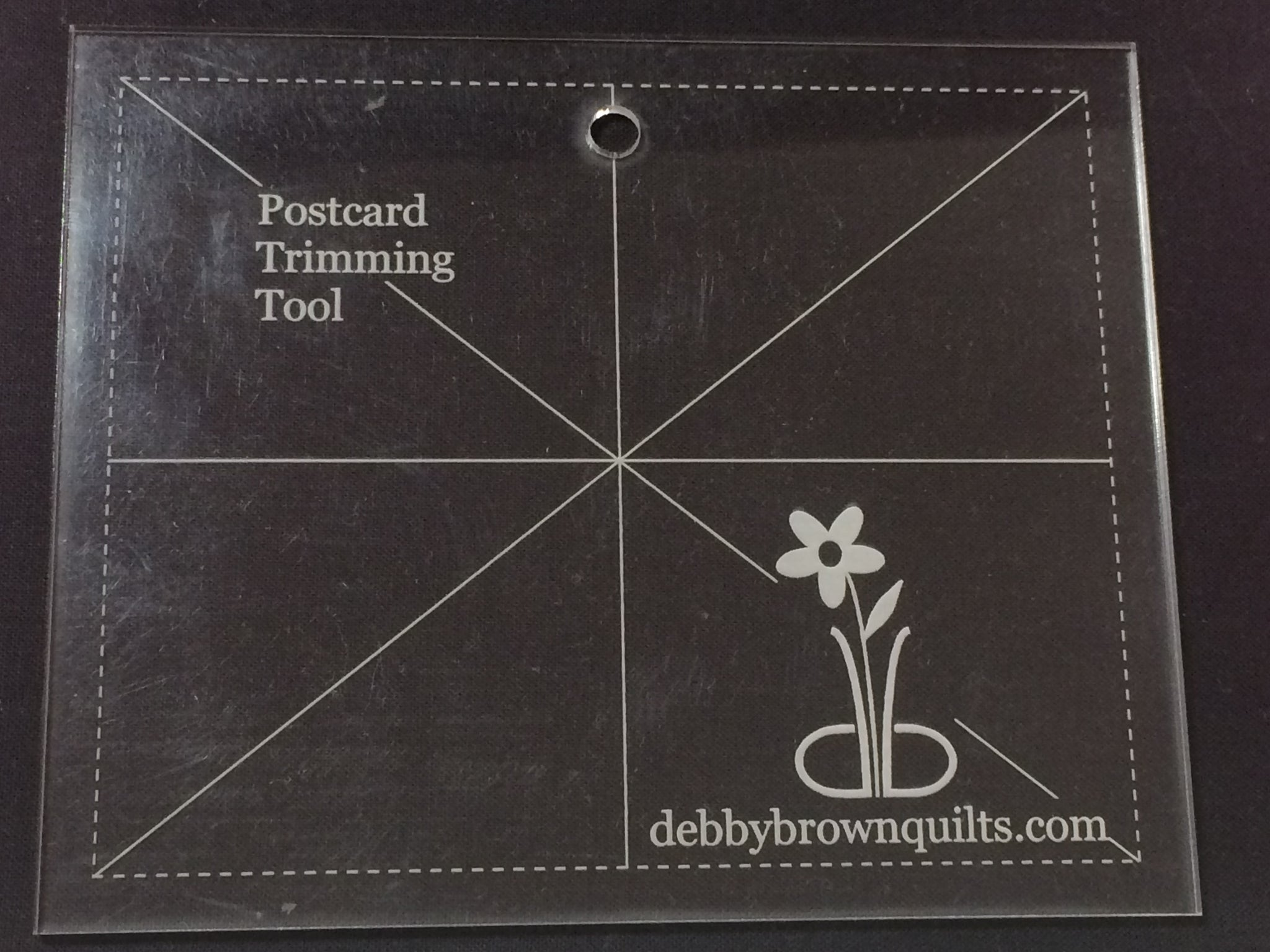 Postcard Trimming Tool