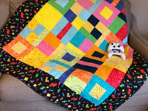 GameTime Go With The Flow Cutie Quilt Kit