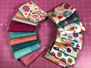Forest Frolic Fat Quarter Cuts