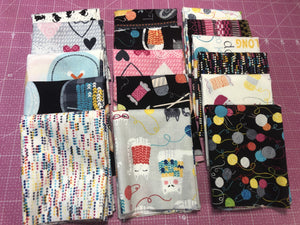 Knit Together Fat Quarters