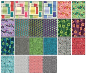 Charm Squares --Printology from Contempo