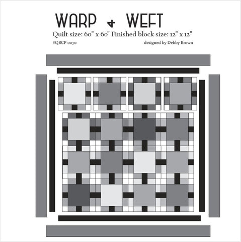Warp and Weft Cutie Pattern