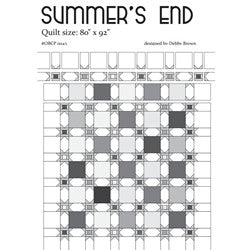 Summer's End Cutie Pattern