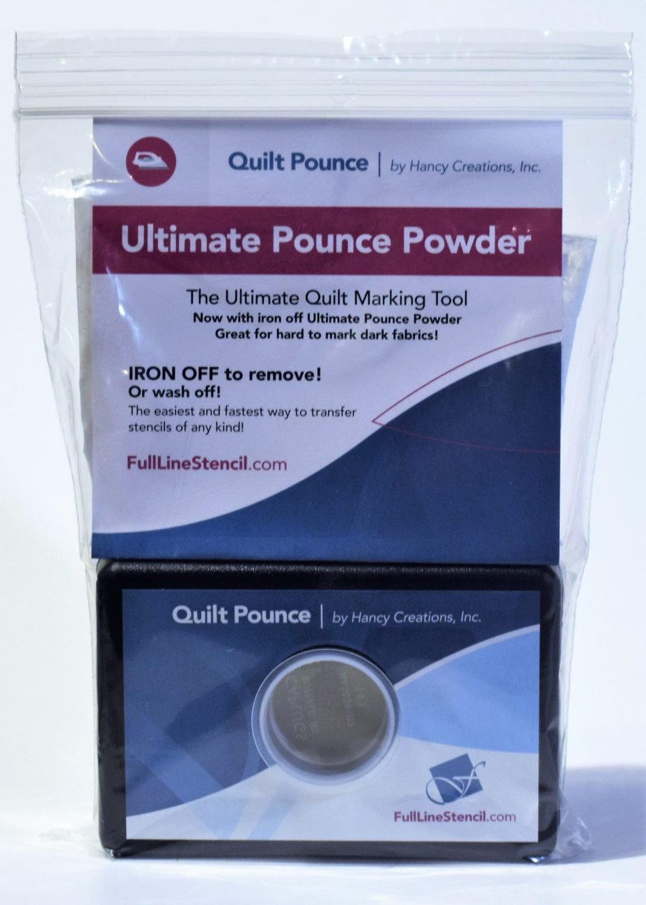 Quilt Pounce Pad, Ultimate Iron Off!