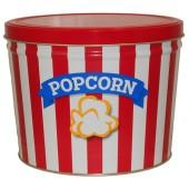 Blue Ribbon Popcorn 2 Gallon Tin