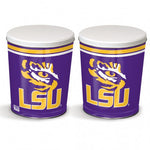 Louisiana State University Gift Tin Select Colleges 3 Gallon
