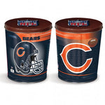 Chicago Bears Gift Tin tapered 3 gallon