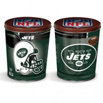 New York Jets Gift Tin tapered 3 gallon