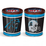 Carolina Panthers Gift Tin tapered 3 gallon