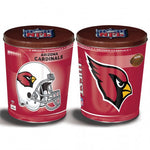 Arizona Cardinals Gift Tin tapered 3 gallon