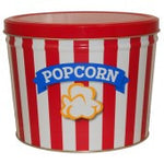 POPCORN TIN 2 GALLON