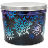 Spectral Snowflake 2 Gallon Tin