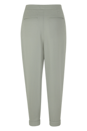Julia Leifert, Virgin Wool, women's wear, Trousers, designer, natural, organic wool, virgin wool, all natural, fair fashion, lässig, Damen Hose, wolle, Fair, Made in Germany,