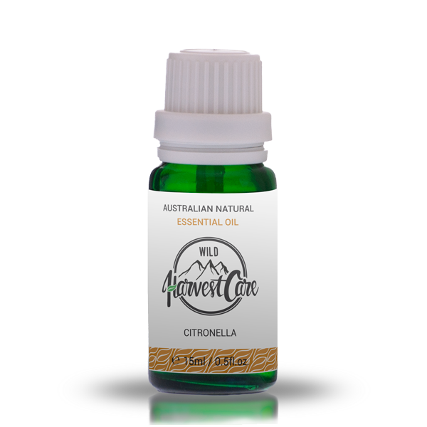 Pure Citronella Essential Oil