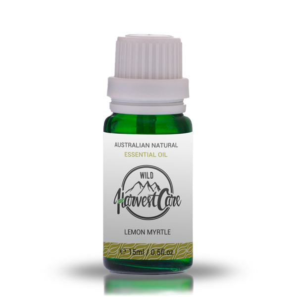 Pure Lemon Myrtle Essential Oil