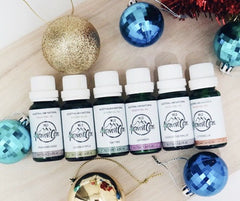 Santa Gift Set - Essential Oils