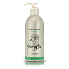 Moisture Body Wash with Pure Emu Oil