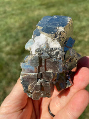 raw pyrite stone - Pyrite cluster - Healing Crystal and Stones - Energy crystal - energy stone - pyrite crystal - chakra crystals 5