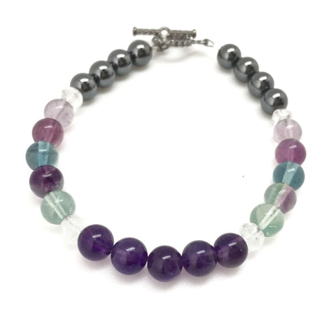 Study and Concentration Bracelet - Fatigue & Headache Healing