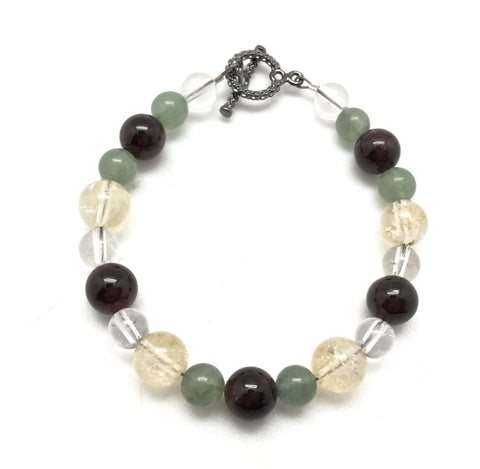 Love, Energy, Calming, Protection Healing Bracelet