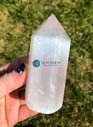 Selenite Point