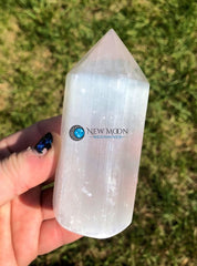 Selenite Point Energy Tools