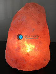 Pink Himalayan Salt Lamp - New Moon Beginnings - 3