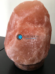 Pink Himalayan Salt Lamp - New Moon Beginnings - 6