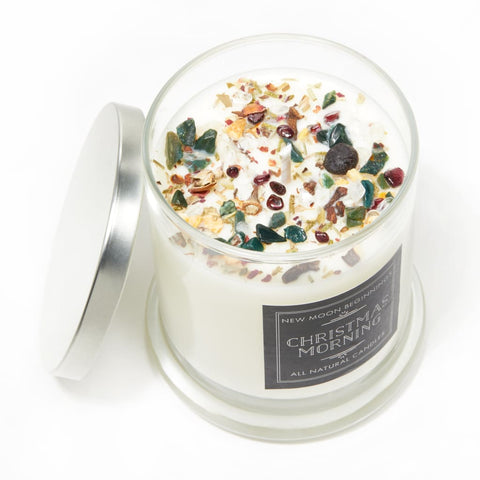 Christmas Morning Candles - Winter Holiday Scent - 6 Sizes Available!