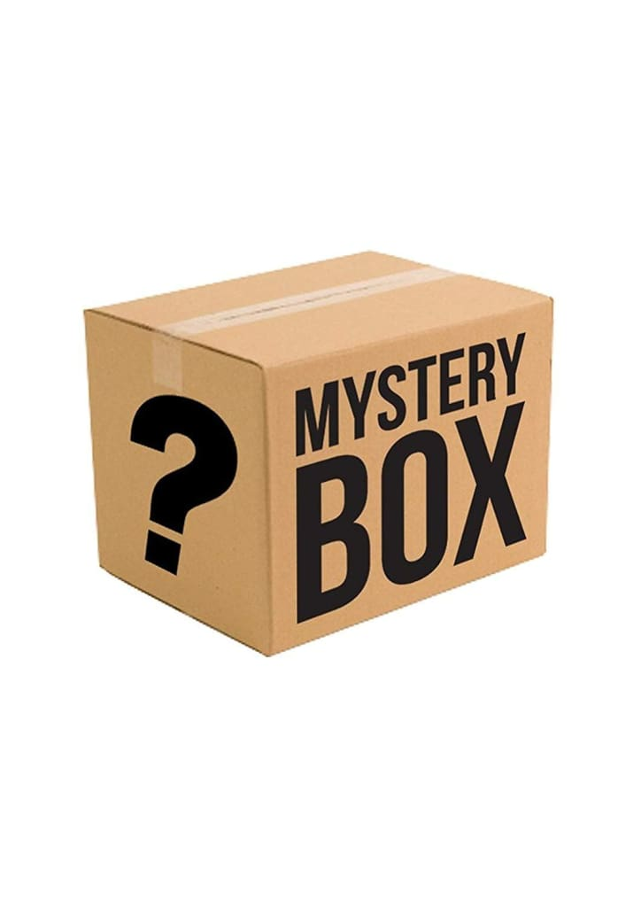 Mystery Grab Bag - Mystery Box - Random Box of Crystals and Stones - Candles - Aromatherapy - Bath Salts - Selenite - Palo Santo - gifts