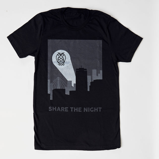 Share The Night Batman T-shirt