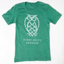 Unisex Logo T-shirt - Heather Green