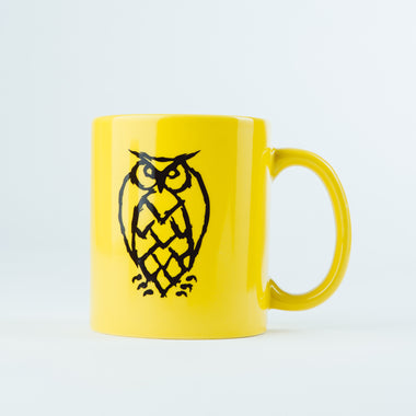 Coffee Mug - Yellow