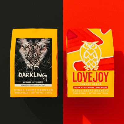 Dark Roast 2 Pack Variety