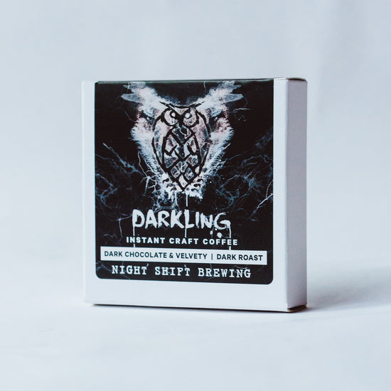 Instant Coffee: Darkling Blend