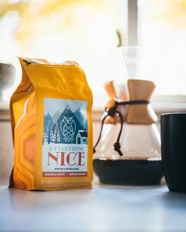 & Everything Nice: Winter Blend