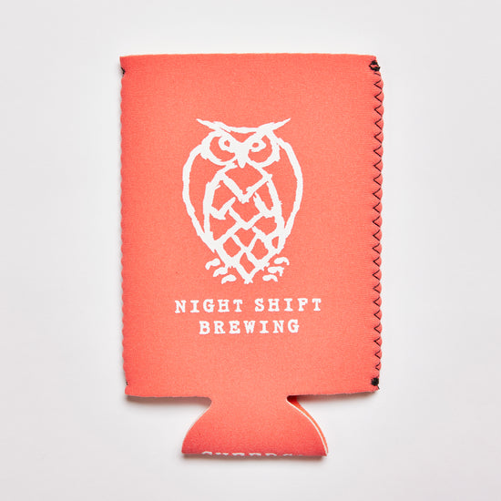 16oz Koozie - Coral - FINAL SALE