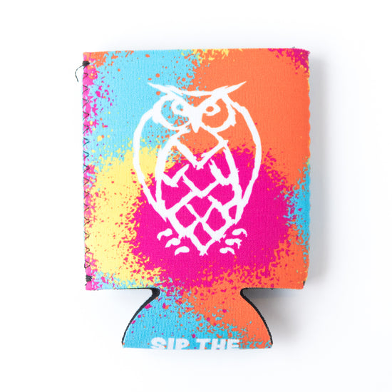 Hoot Tropical - Koozie - 12oz