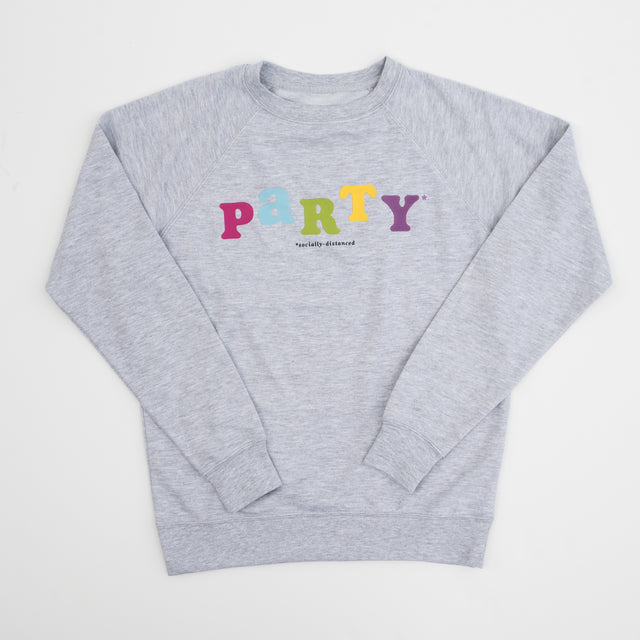 Party Crewneck - Lightweight