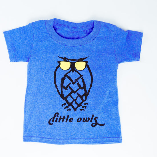 Toddler T's - Sunnies - Blue - FINAL SALE