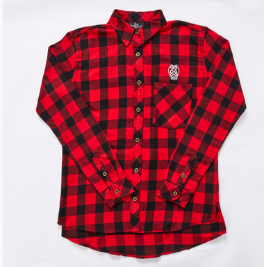 Red Women's Flannel
